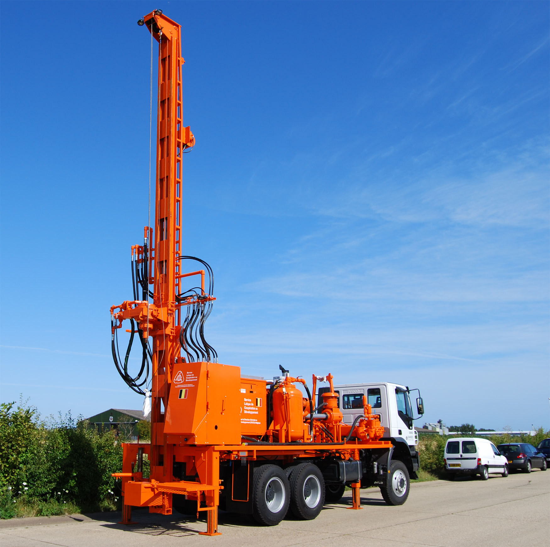 Water Well Drilling 9