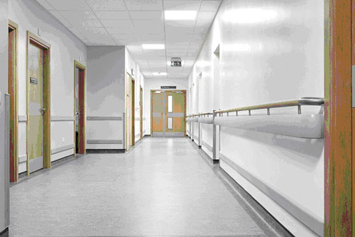 Gradus Supplies Hygienic Wall Protection To The James Cook U