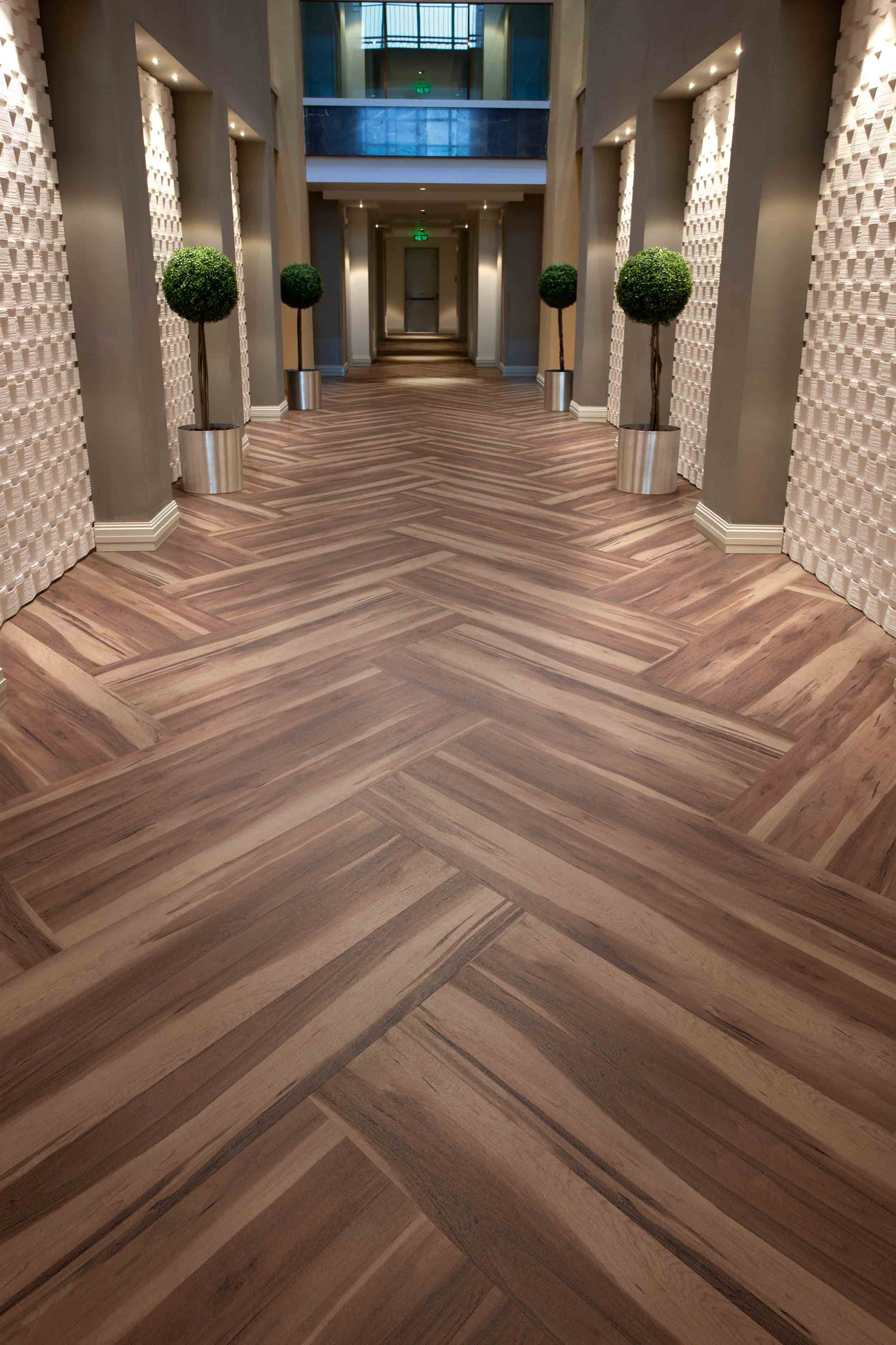 Heavy Commercial Lvt In A Brand New Specification From